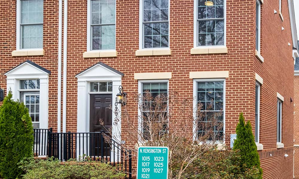 Just Flat Fee - Social Media Real Estate Listing Company - 1029 N Kensington St, Arlington, VA 22205